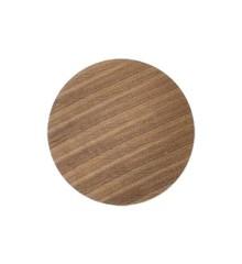 Ferm Living Deckel für Drahtkorb, Holz, groß