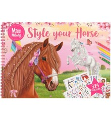 Miss Melody - Colouring Book - Style Your Horse (0410930)