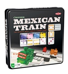 Tactic - Mexican Train Tinbox