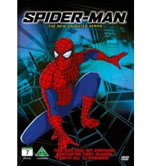 Spider-Man: The New Animated Series - DVD