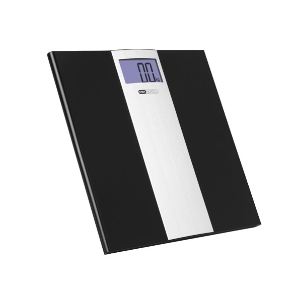 OBH Nordica ​- Personal Scale Slim Light - Black (6271)