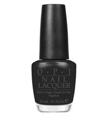 OPI - Neglelak 15 ml - Black Onyx