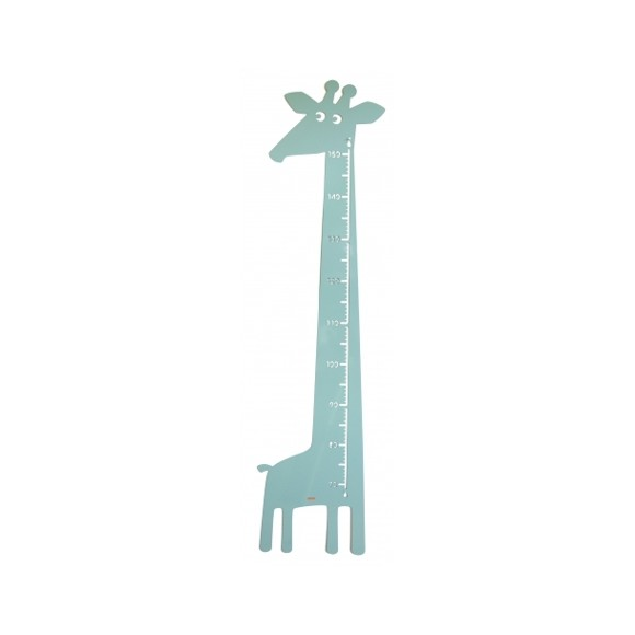 Roommate - Growth Charts 115 x 28 cm - Blue (21013)