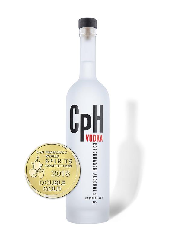 CPH vodka 70 cl. 44%