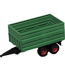 Bruder - Tandemaxle Tipping Trailer with Removeable Top (2010)