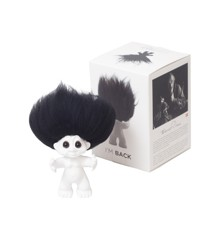 Good Luck Troll - Gjøl Trold 9 cm. - White (92864)