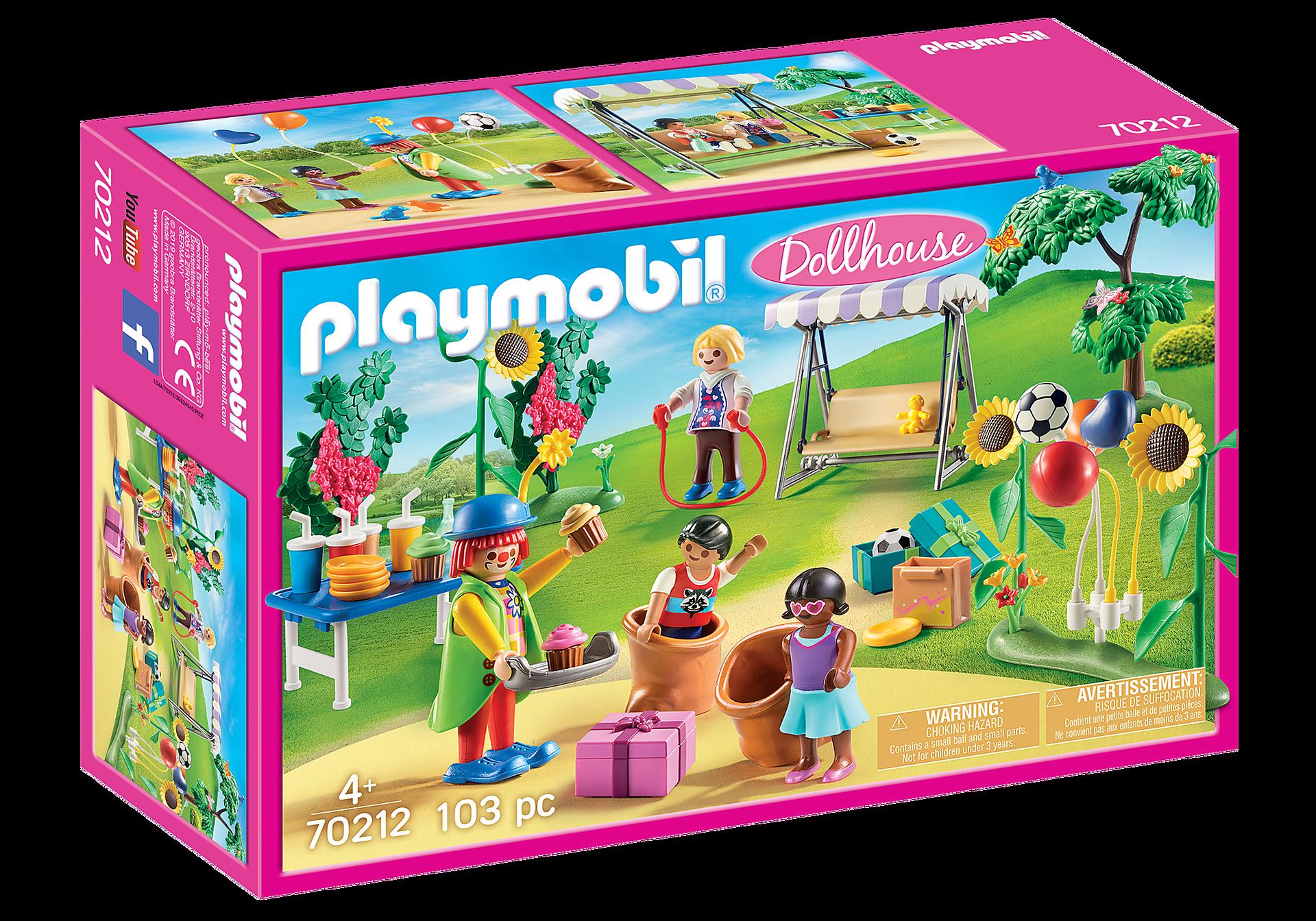 Playmobil- Children's Birthday Party (70212)