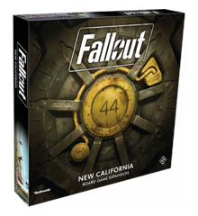 Fallout - New California Expansion (FFGZX03)