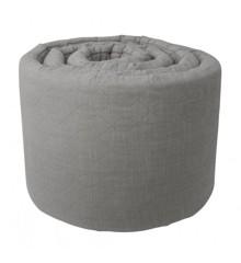 Sebra - Sengerand, quiltet - Grey (1004302)