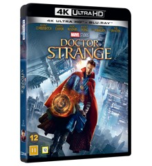 Doctor Strange - 4K UDH