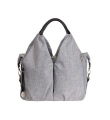 Lässig - Green Label - Neckline Bag - Grey Melange