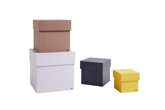 HAY - Box Box Set Of 4 - Lavender (507493)