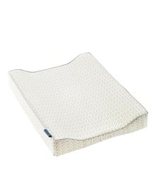 Smallstuff - Quilted Changing Pad - Small Flower