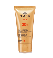 Nuxe Sun - Delicious Cream For Face 50 ml - SPF 30