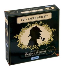 221B Baker Street - Boardgame (English)