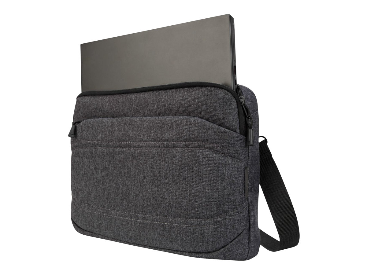 "Targus - Groove X2 Slim Case designed Laptops Up to 15"" ( Charcoal )"
