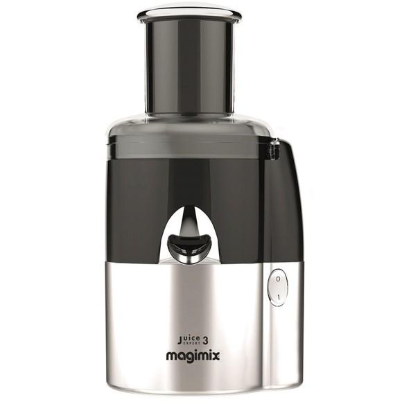 Magimix - Expert 4  Salad & Juicer - Black/ Steel (18083SK)