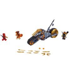 LEGO Ninjago - Cole's Dirt Bike (70672)