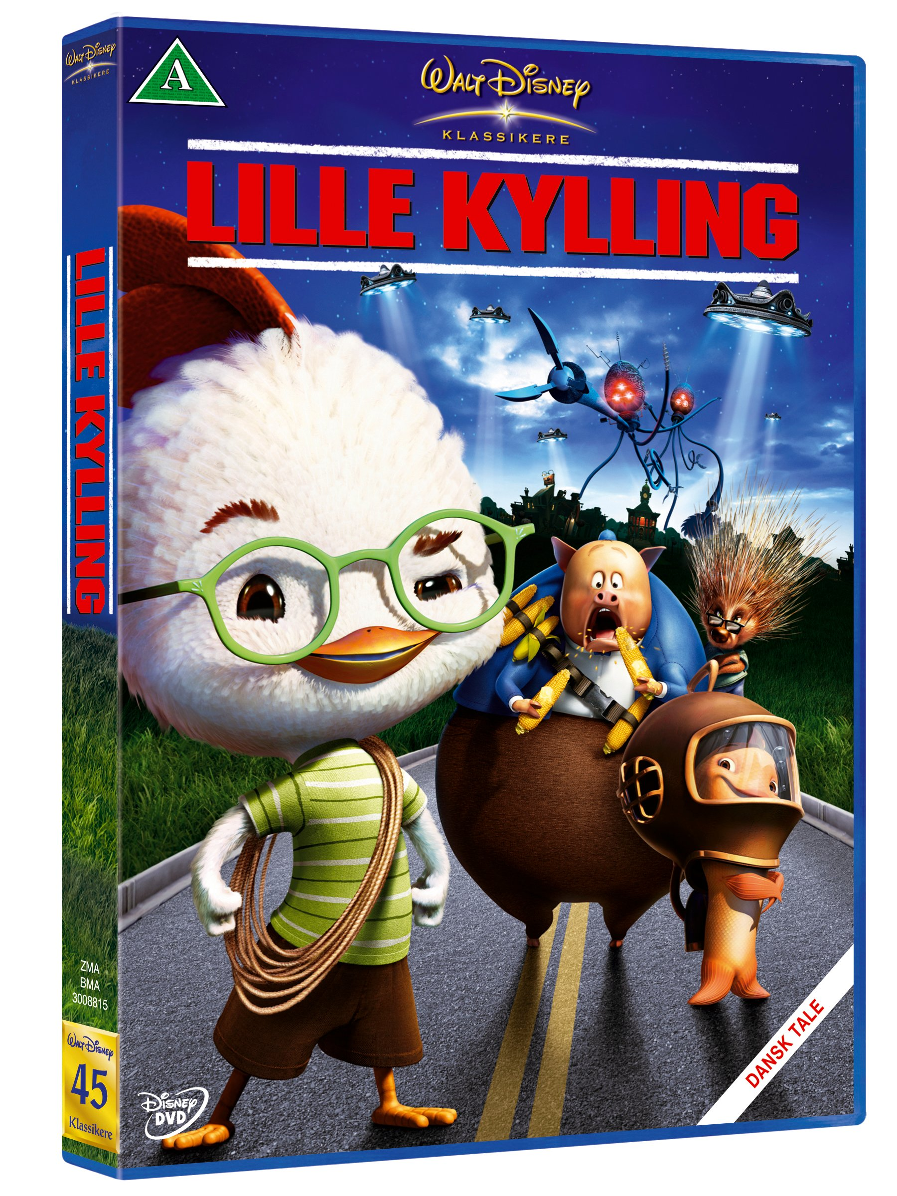 Lille kylling Disney classic #45