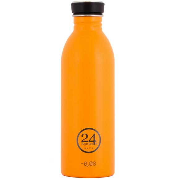 24 Bottles - Urban Bottle 0,5 L - Total Orange