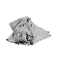 HAY - Crinkle Sengetæppe 270x270 cm - Grå