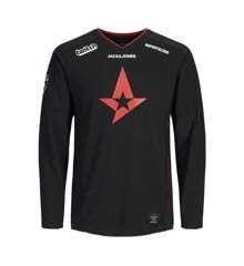 Astralis Merc Official T-Shirt LS 2019 - 12 Years