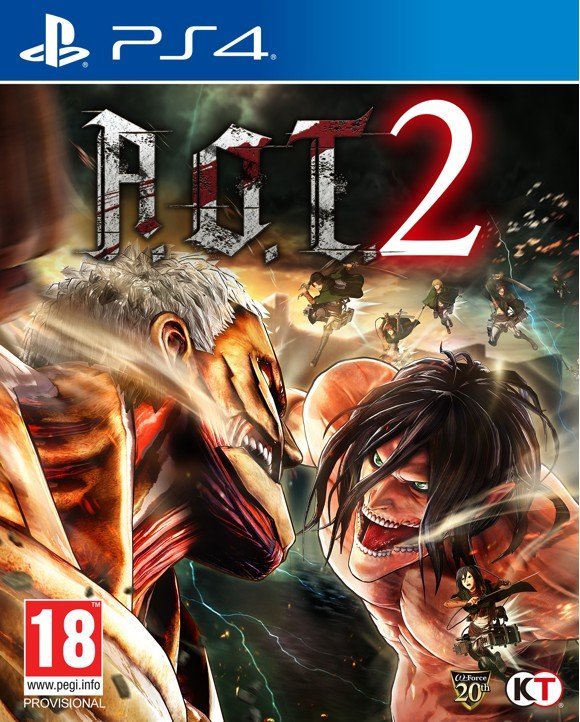 Attack on Titan 2 (A.O.T. 2)