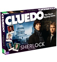 Cluedo: Sherlock (English version)
