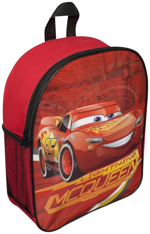 Disney Cars Lightning McQueen Backpack 32x26x10cm