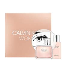 Calvin Klein - Women EDP 100 ml + Body Lotion 100 ml - Giftset