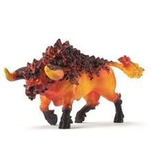 Schleich - Fire Bull (42493)