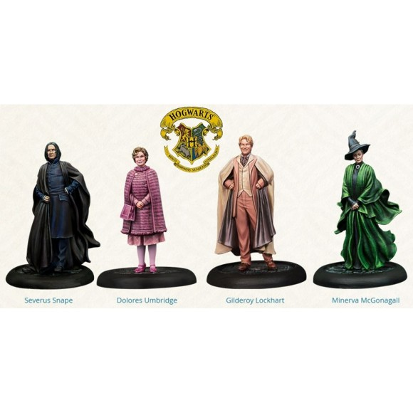 Harry Potter - Miniature Adventure Game - Hogwarts Professors (HPMAG06)