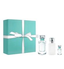 Tiffany & Co. - Signature EDP 75 ml + Body Lotion 100 ml + Mini EDP 5 ml - Xmas Gavesæt