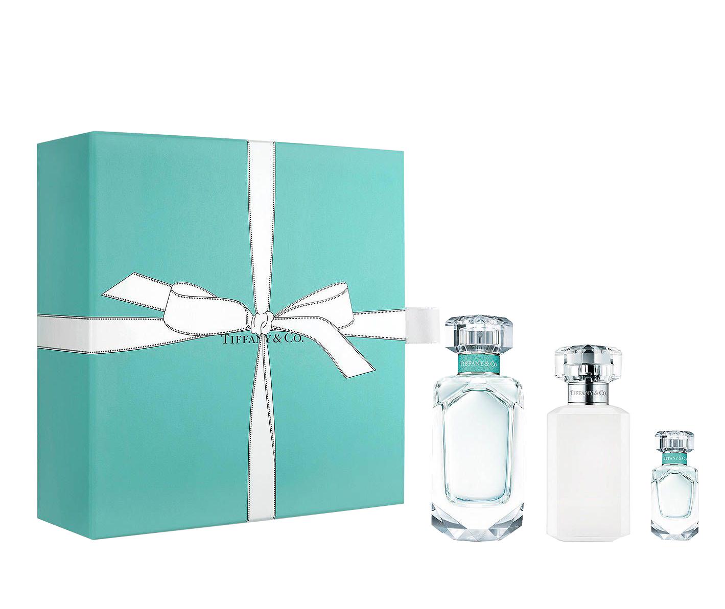 Tiffany & Co. - Signature EDP 75 ml + Body Lotion 100 ml + Mini EDP 5 ml - Xmas Giftset