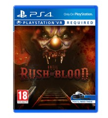 Until Dawn: Rush of Blood (Nordic) (VR)