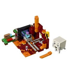 LEGO Minecraft - Netherportalen (21143)