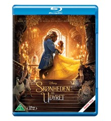 Disneys - Beauty and the Beast/Skønheden og Udyret (Emma Watson) - (Blu-Ray)