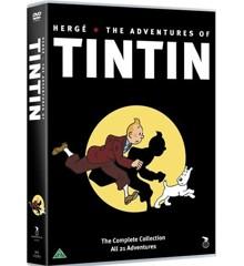 Tintin Boks - DVD