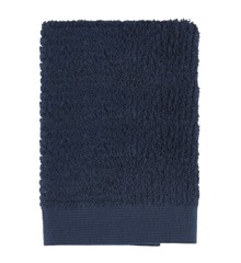 Zone - Classic Towel 50 x 70 cm - Dark Blue (330115)