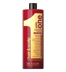 Uniq One - Hair&Scalp  All-in One Conditioning Shampoo 1000 ml