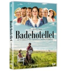 Badehotellet - Season 5 - DVD