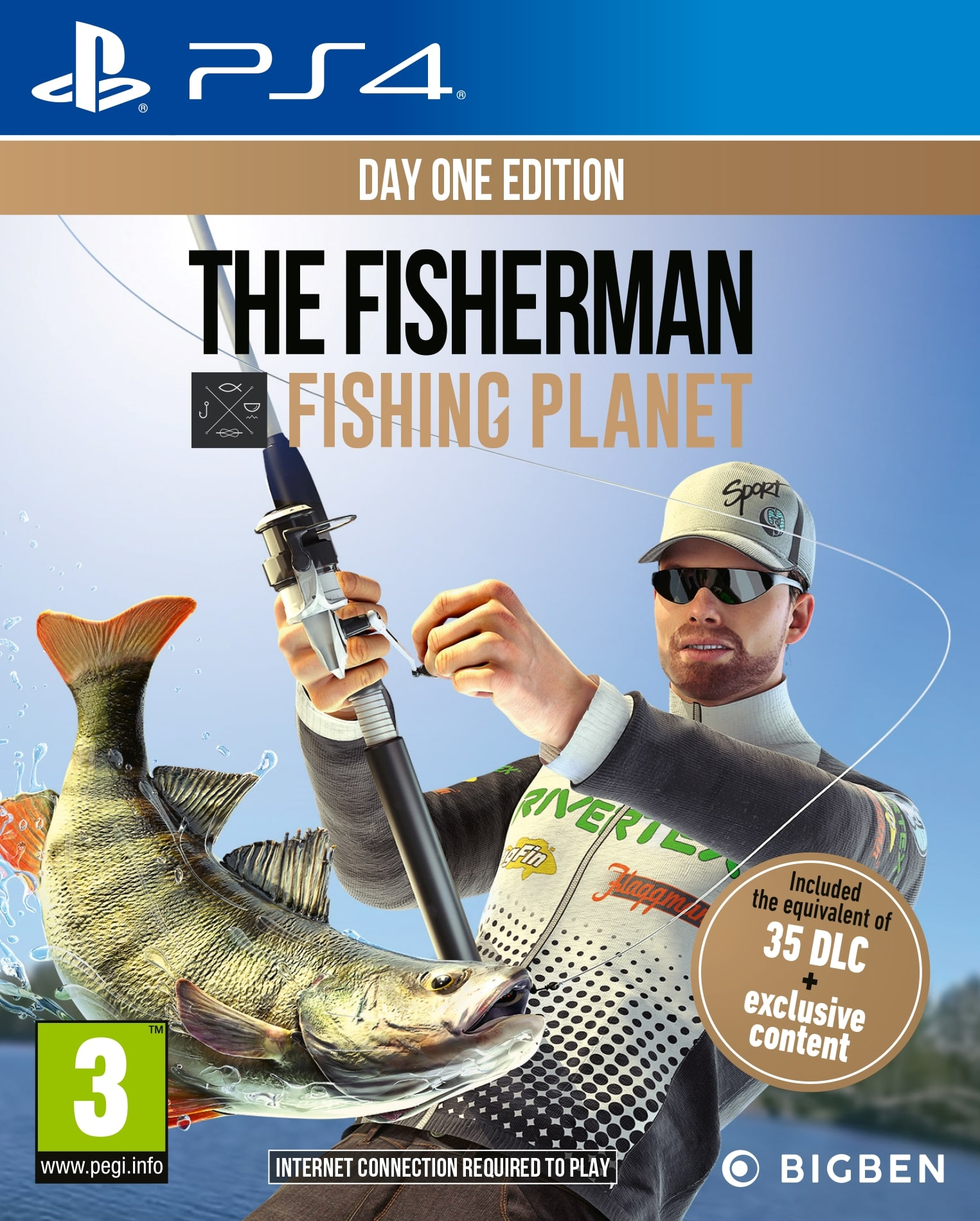 Buy The Fisherman: Fishing Planet - Day One Edition