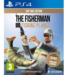 The Fisherman: Fishing Planet - Day One Edition
