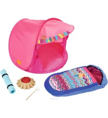 Baby Born - Play & Fun - Camping Set