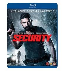 Security (Antonio Banderas) (Blu-Ray)