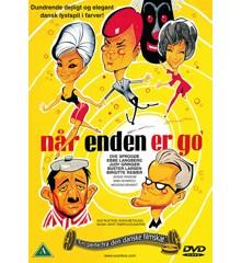 Når enden er go' - DVD