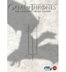 Game of Thrones: Sæson 3 - DVD