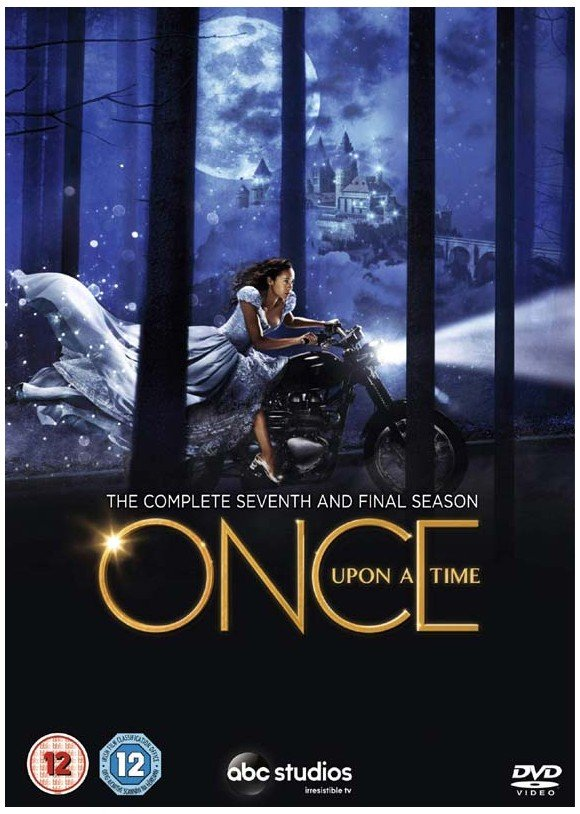 Once upon a time - complete seventh and final season