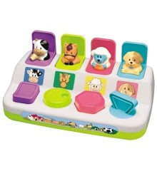 Happy Baby - Pop Up Farm Animals (502043)