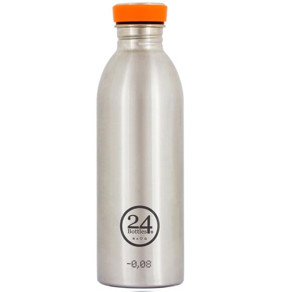 24 Bottles - Urban Bottle 1 L - Steel